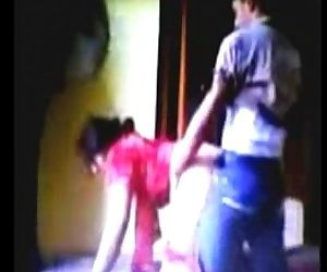 2014 New Punjabi Bhabhi Red Salwar With littel Dever jis In home sex - 10 min