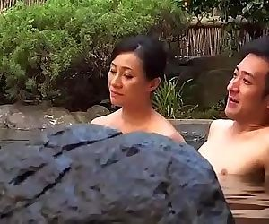 Japanese Mom Hot Spring BathLinkFull: http://q.gs/EQT7V 17 min