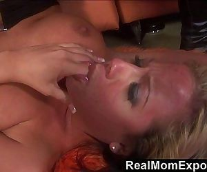 RealMomExposedHorny Milf Gets Rammed and FacializedHD