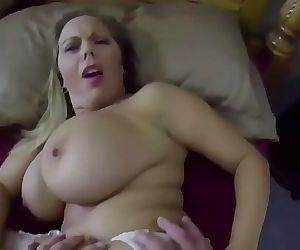 Milf My Mom Excite Me When She Sleeping Naked-Tonightmom.com 12 min HD
