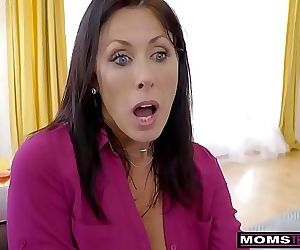 MomsTeachSexStep Mom And Son Cum Together S9:E1 12 min HD