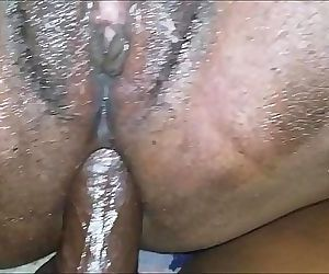 MY STEP DAUGHTER TAKES MY DICK IN HER ASS AND BEGS DADDY TO CUM UP HER BUTT ANAL 25 min HD+
