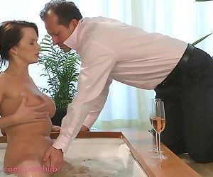 MOM Beautiful MILFs brought to climax