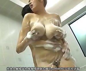 Japanese Mom Super Big BreastsLinkFull: http://q.gs/EQTHN 11 min