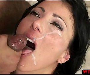Zoey Holloway deepthroat stepson cock - 5 min