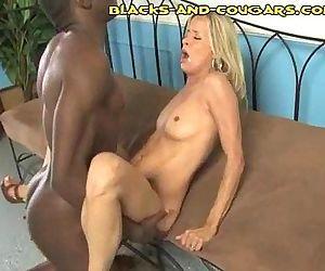 Deep Interracial Dicking - 2 min