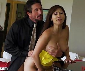 DevilsFilm Cheating MILF seduces EmployeeHD