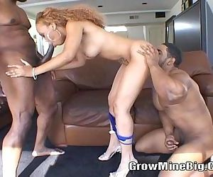 Sexy Redd Foxx Wants A Bigcock To Fuck
