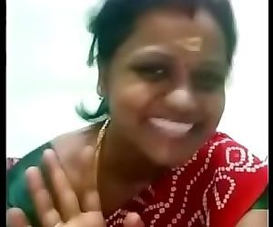 Tamil aunty hot show will help to make u cum 2 min
