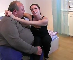!! 300kg !! fat bag fucks tina extremely