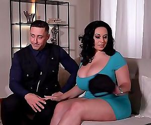 Dirty Cop Fucks the Daylights out of a Busty Suspect 22 min HD+