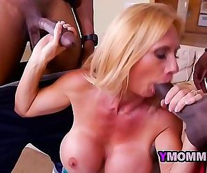 Huge titted milf takes two bbc 5 min 720p