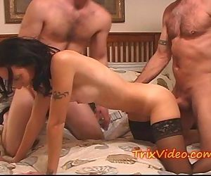 Milf WIFE has her FANTASY FUCK - 9 min