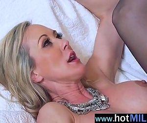 Horny Milf Enjoy Big Long Hard Dick As A Star video-10