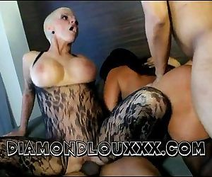 DIAMONDLOUXXX.COM teasers HD