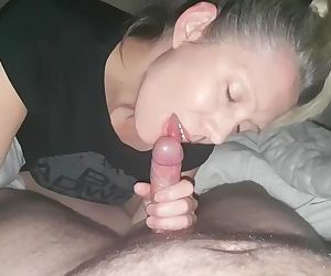 blowjob surprise in the mouth