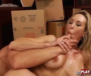 Sexy Teacher Brandi Love