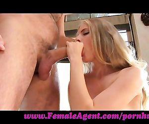 FemaleAgent. Sexual dynamite unleashed