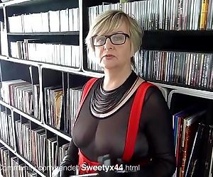 Dominante German MILF Sweetyx44