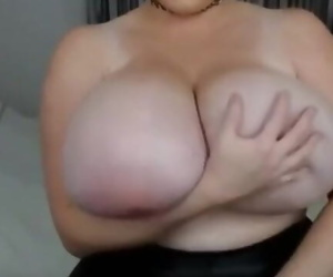 Karla Big Boob Show