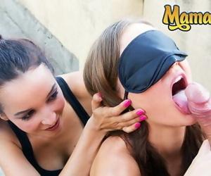 Chicas Loca - Surprising Bestie Tina Kay With Her Mans Big Cock - MAMACITAZ