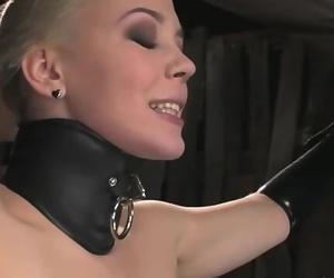 Horny Slave Girl - Anette Schwarz