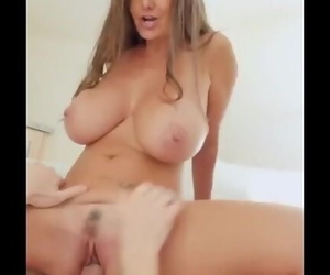 Huge Tits Ava Addams Squirting Close Shot