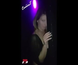 Creampie in a Swingers Club
