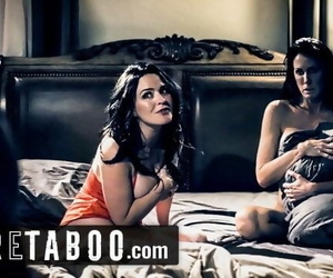 PURE TABOO Step-Son wants to have Sex with Lesbian Step-Moms