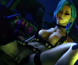 SFM League of Legends - Jinx Loop 2