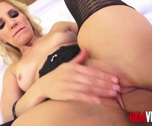Hot Blonde MILF Ashley Fires