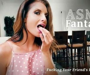 ASMR Fantasy Fucking my Friends Hot Stepmom Silvia Saige - POV Roleplay