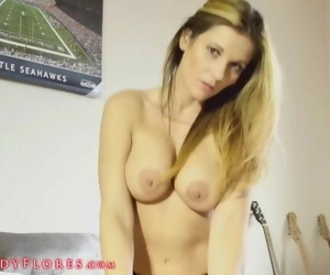 Horny Bonding with his StepMom HD Mandy Flores