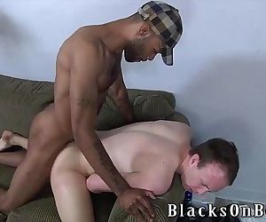 Jayden Jones Assrides A Big Black CockHD