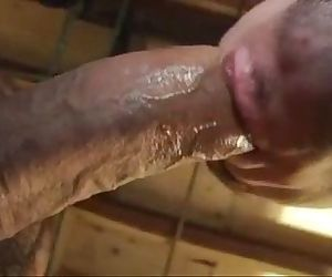 Extra huge cock sucking & fucking with creampie