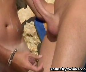 Twinks Ass Fuck Under The Sun