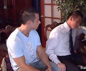 Lovely married gay gets fucked by a gayHD