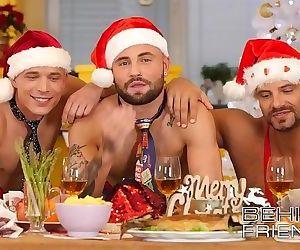 Happy Holidays: Fuck and Be Merry - Thomas Friedl, Kane Mraz, Jeffrey