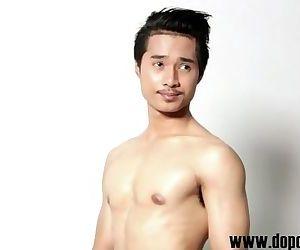 Thailand Muscular Man