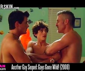 Openly Gay Celebrities Bare Ass