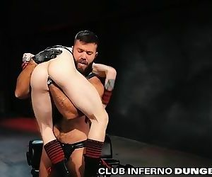 ClubInfernoDungeon Fetish Daddy Picks U Up & Fists Ur Ass