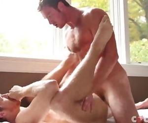 Connor Maguire Drills Levi Michaels