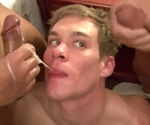 Cum Suckers 21 - Scene 2