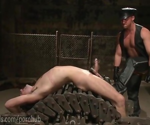 Connor Maguire's Slave Is Tested