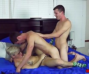 Alex Killborn, Mickey Knox, Colby Chambers