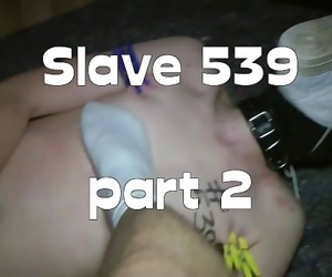 Youngmaster dominates Slave 539 BDSM CBT Pain Wax Fetish Sneakers
