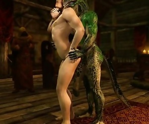 Skyrim: Colossal Cocks