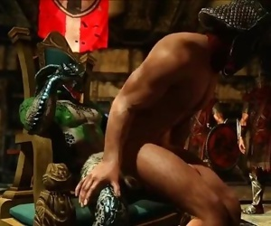 Skyrim: Sex Show at the Blue Palace