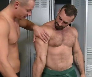 ExtraBigDicks Muscle Hunk Jaxton Wheeler's Fat Cock Up My Ass