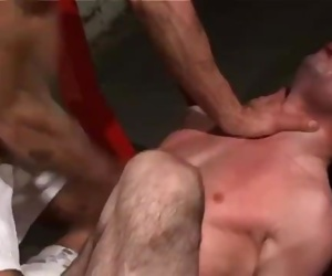 Skinhead Pigs Brutal Bareback Fuck